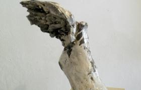 SENSI ARTE_Ermes_Equilibrio, stacco, cm 33 x 30 x 22