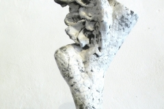 SENSI ARTE, Ermes: Equilibrio, In volo, cm 42 x 19 x 28