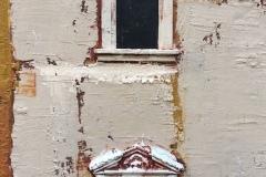 SENSI ARTE; Architettura torre, pittoscultura, cm cm 60 x 100_RGGA_92