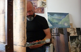Giorgio Distefano atelier