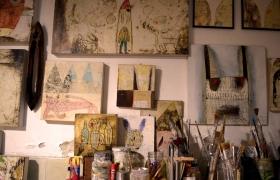 Matteo Cocci atelier