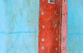 SENSI ARTE_Torre Mangia, mista su tavola cm 75x100, CCCM_143