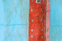 SENSI ARTE, Torre Mangia, mista su tavola cm 75 x 100