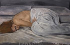 SENSI-ARTE_Lonley-olio-su-tavola-cm-45-x-94_NNNM_38-copia