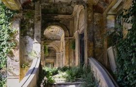SENSI ARTE, Neptune lost kingdom, stampa fine art