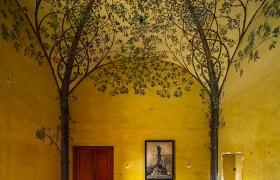 SENSI ARTE, Un canto per gli alberi, stampa fine art su pannello, misure varie (ed. 3+3+1)