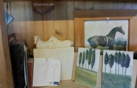 Susan Leyland atelier