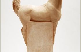 SENSI ARTE_Arabians Halters He, semirefrattario, cm 30 x 47 x 20_LYLS_11a